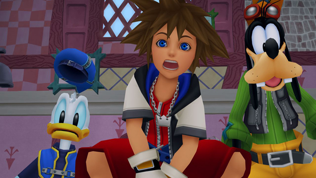 Kingdom Hearts - 3