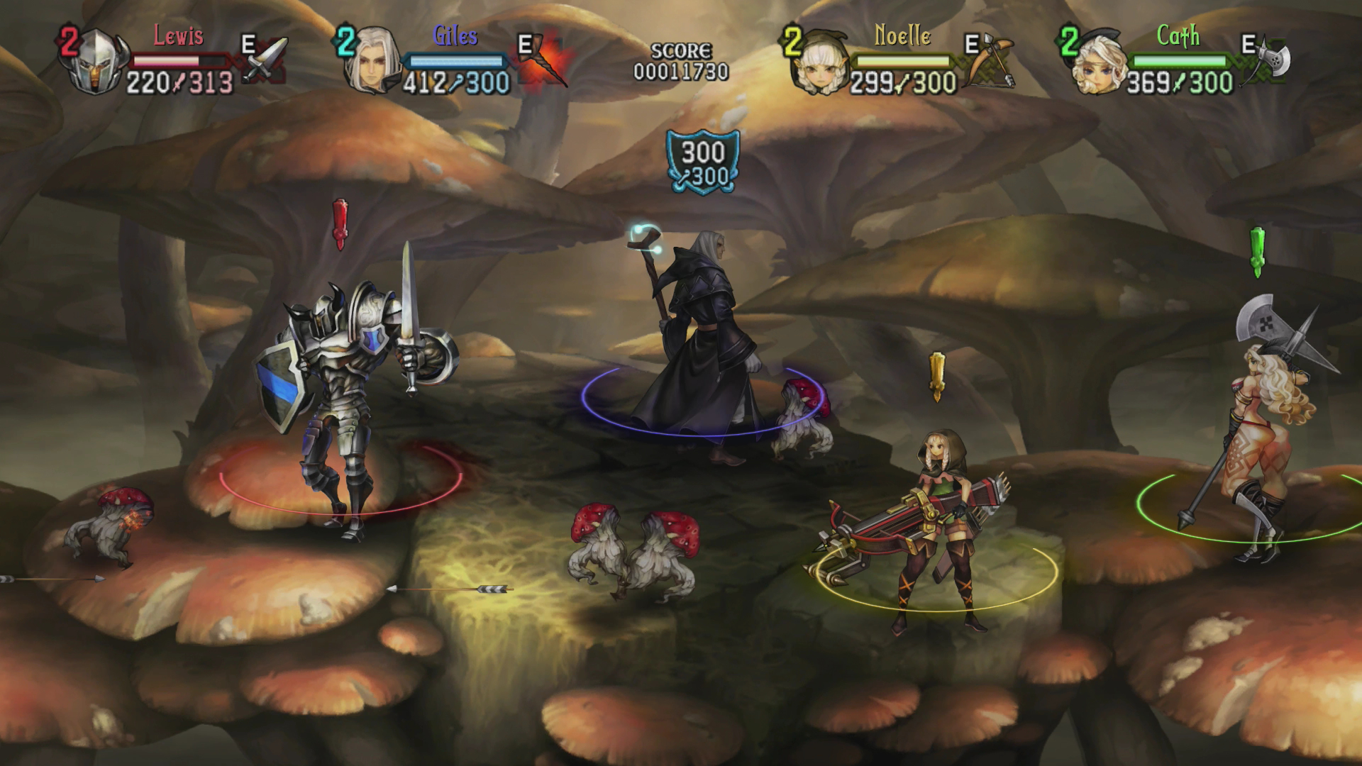Dragons Crown - 1