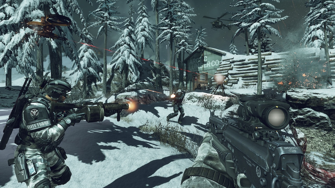 CoD Ghosts - 2