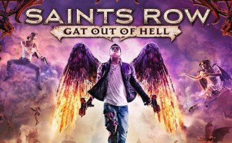 Saints Row Gat out - 1