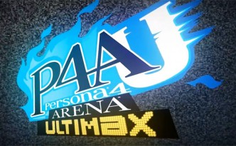Persona 4 Ultimax - Banner