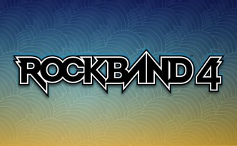 Rock Band 4 - Banner