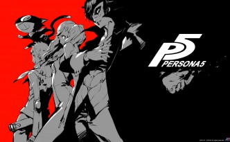 Persona 5 - Banner