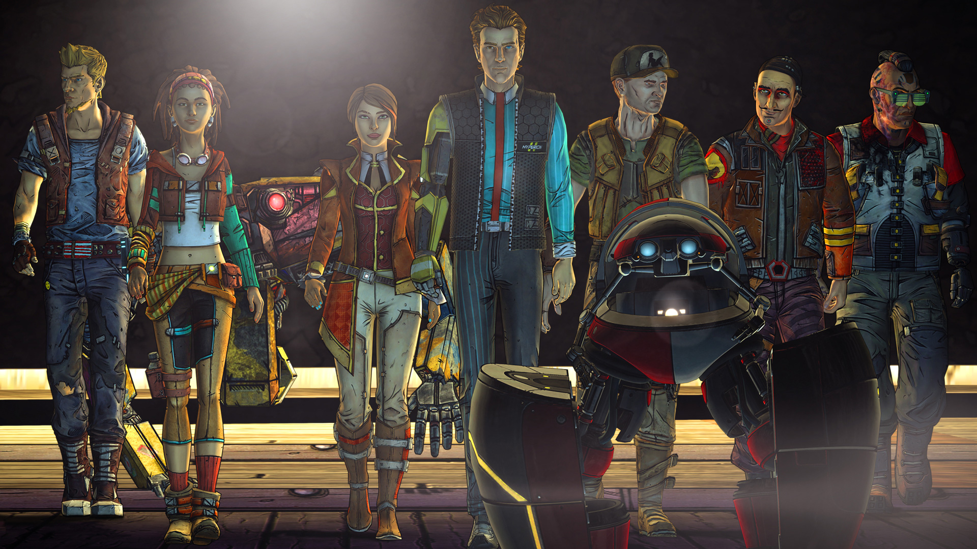 All Tales fom the Borderlands