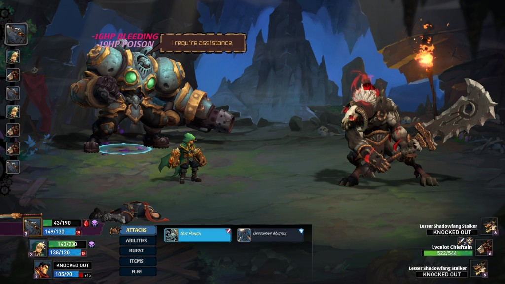 Battle Chasers - 1