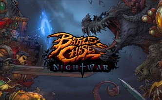 Battle Chasers - Banner