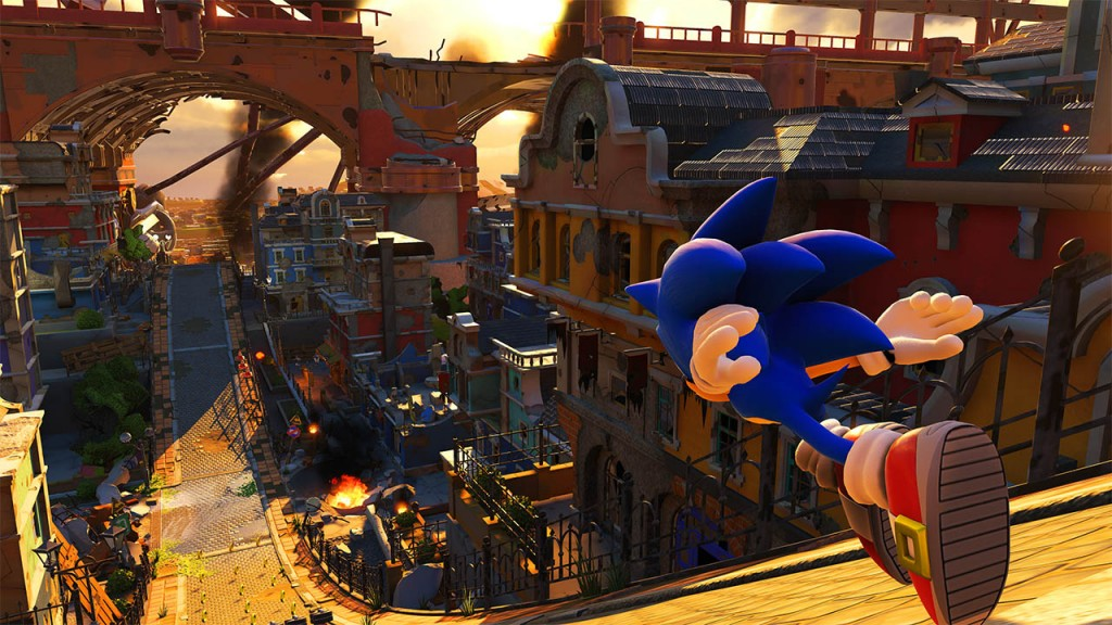 Sonic Forces - 3