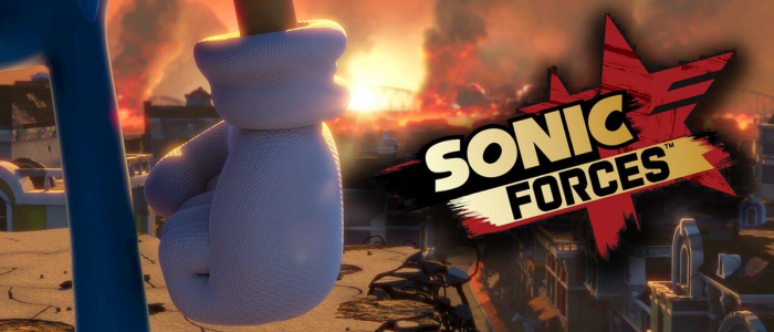 Sonic Forces - Banner
