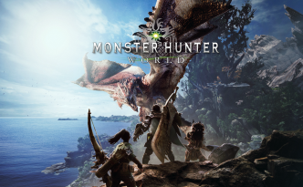 MH World - Banner
