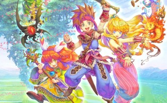 Secret of Mana - Banner