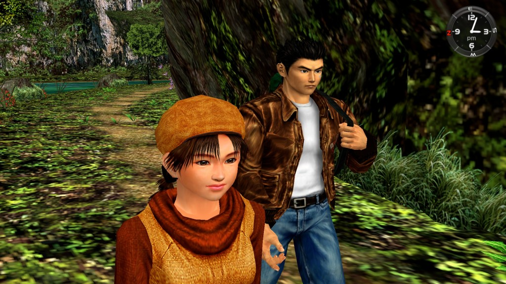 Shenmue 2 -