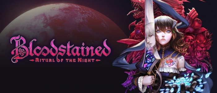 Bloodstained - Banner