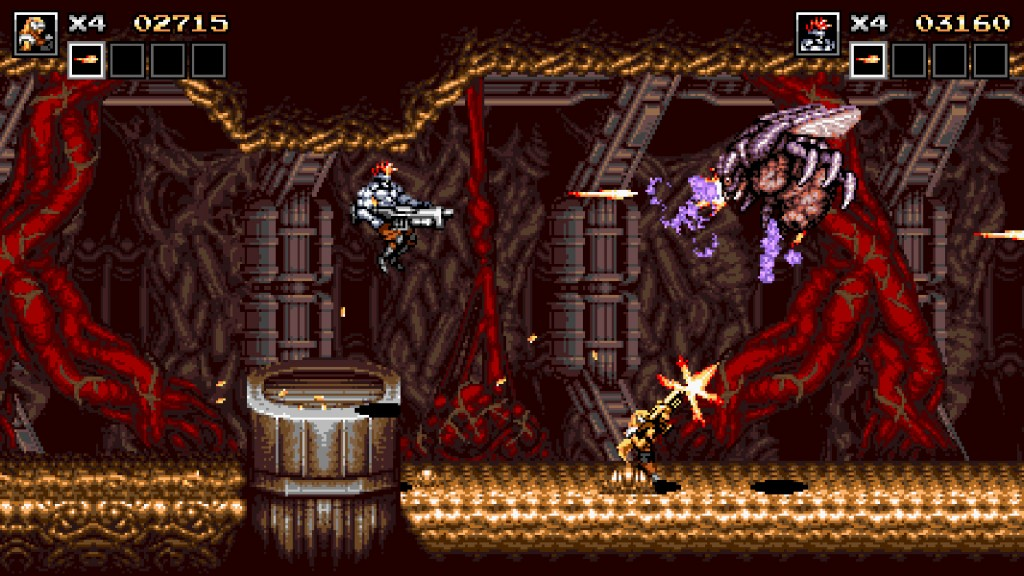 Blazing Chrome - 1