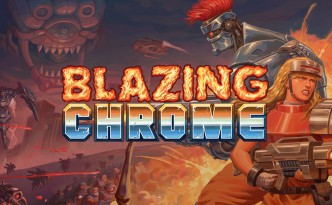 Blazing Chrome - Banner