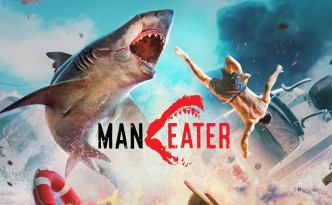 Maneater - Banner