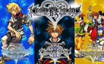 Kingdom Hearts 2.5 Banner
