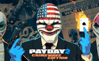 Payday 2 - Banner