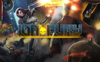 Ion Fury - Banner
